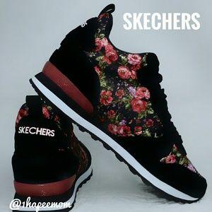 7546741d187c Skechers Shoes - SKECHERS OG 85 HOLLYWOOD ROSE HIGH TOP